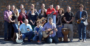 Worship Team October 2015